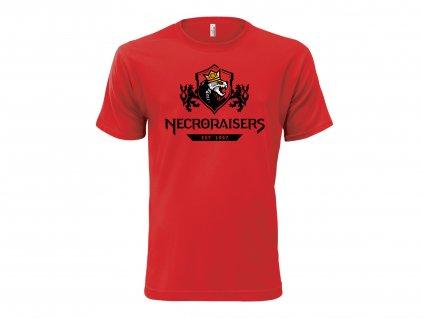 NECRORAISERS Tričko RED eshop