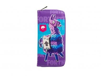 Velká peněženka Fortnite Lama