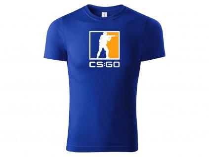 Tričko Logo CSGO