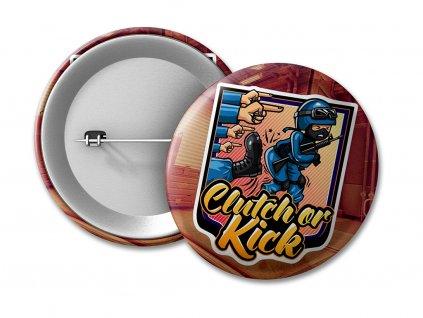 Placka Clutch Or Kick
