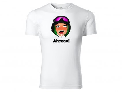 Tričko Ahegao!