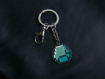 Přívěsek Minecraft Diamond