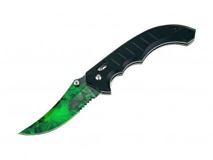 Flip knife - Gamma doppler CS:GO nože