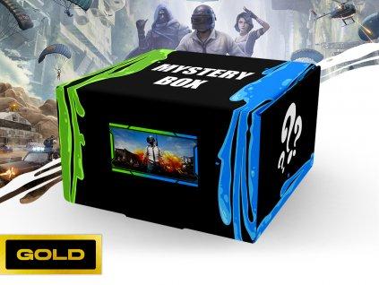 PUBG Mystery box GOLD