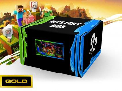 Minecraft gold