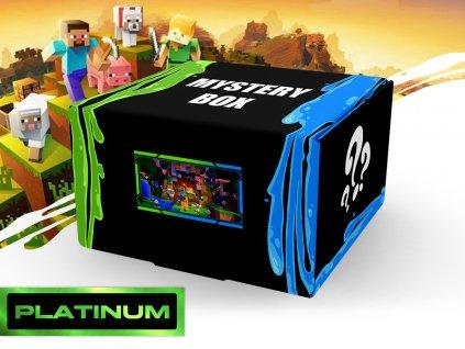 Minecraft Mystery box plat