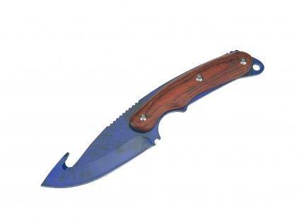 Gut Knife - Sapphire CS:GO nože