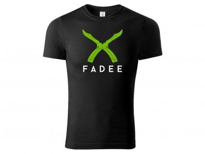 Tričko fadee gaming