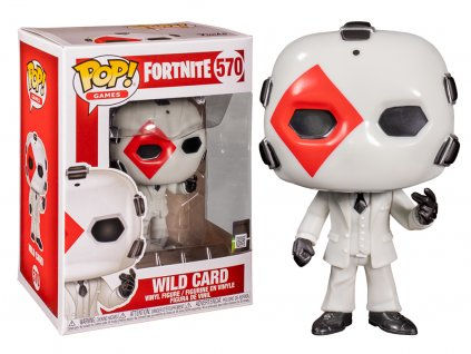 Funko POP! figurka Wild Card - 10 cm