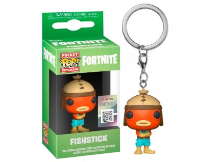 Funko Pocket POP! klíčenka Fishstick - 4 cm