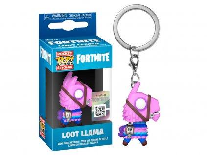 Funko Pocket POP! klíčenka Loot Llama - 4 cm