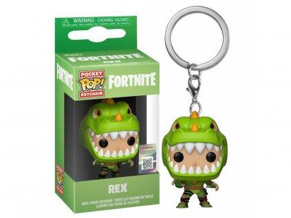 Funko Pocket POP! klíčenka Rex - 4 cm