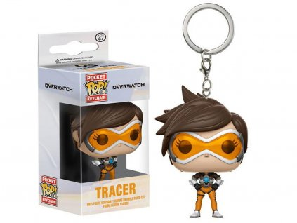 Funko Pocket POP! klíčenka Tracer - 4 cm