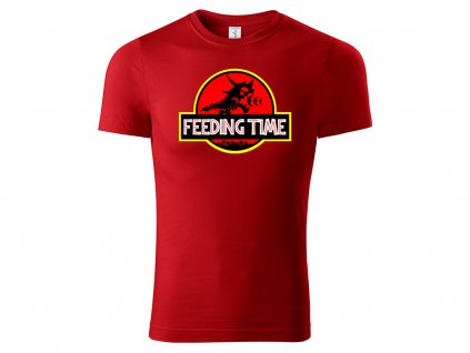 Tričko Feeding Time