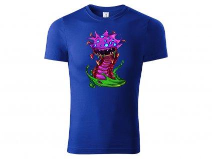 Tričko Baron modrá