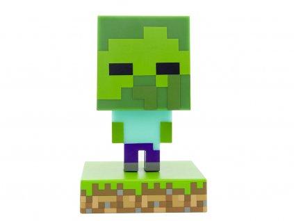 Minecraft Lampička Zombie 2