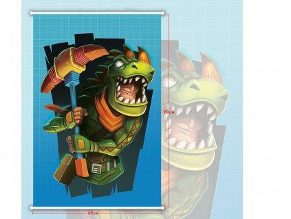 Wallscroll Rex