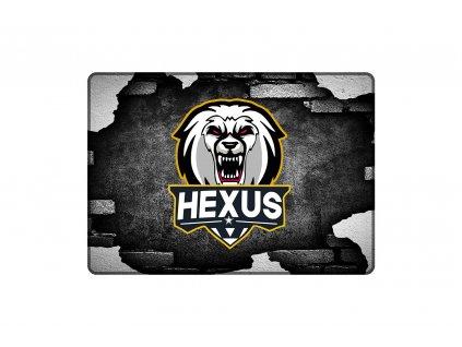 Podložka A3 HEXUS M mock up