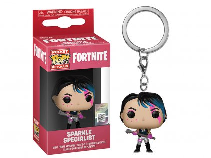 Fortnite Funko Pocket Pop Sparkle Specialist