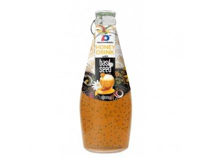 basil seed honey