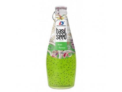 basil seed kiwi