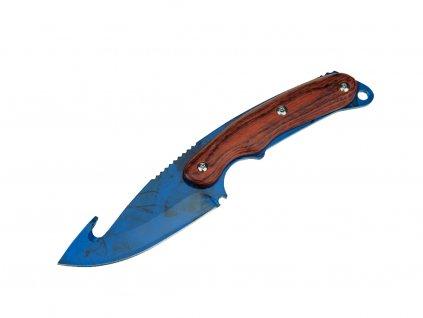 (BS) Gut Knife - Sapphire