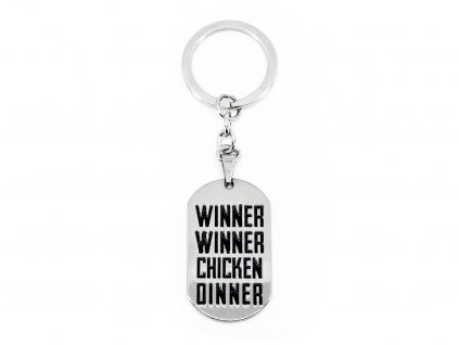 Klíčenka Winner Winner Chicken Dinner 2