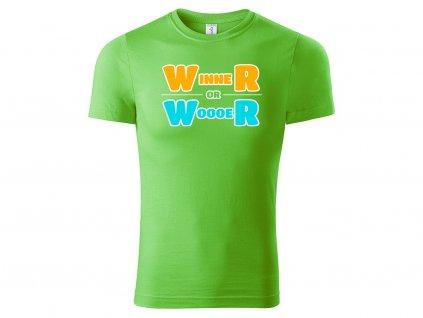 Winner or Woooer zelena