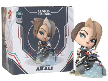 League of Legends figurka True Damage Akali