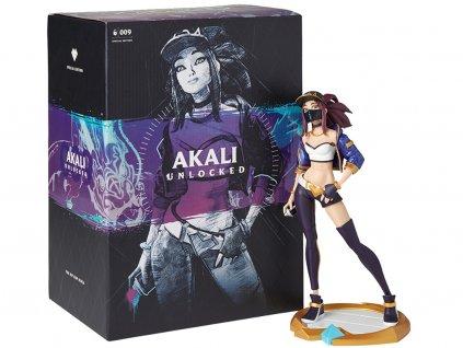 Sběratelská figurka KDA AKali 3
