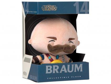 League of Legends plyšák Braum 2