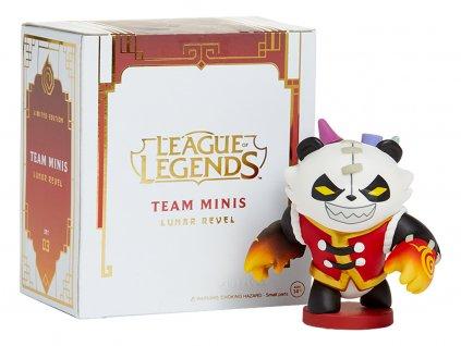 Figurka Team Mini Lunar Revel Panda Tibbers 3