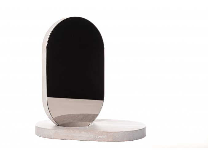 Stojan na šperky Monolith - bělený dub