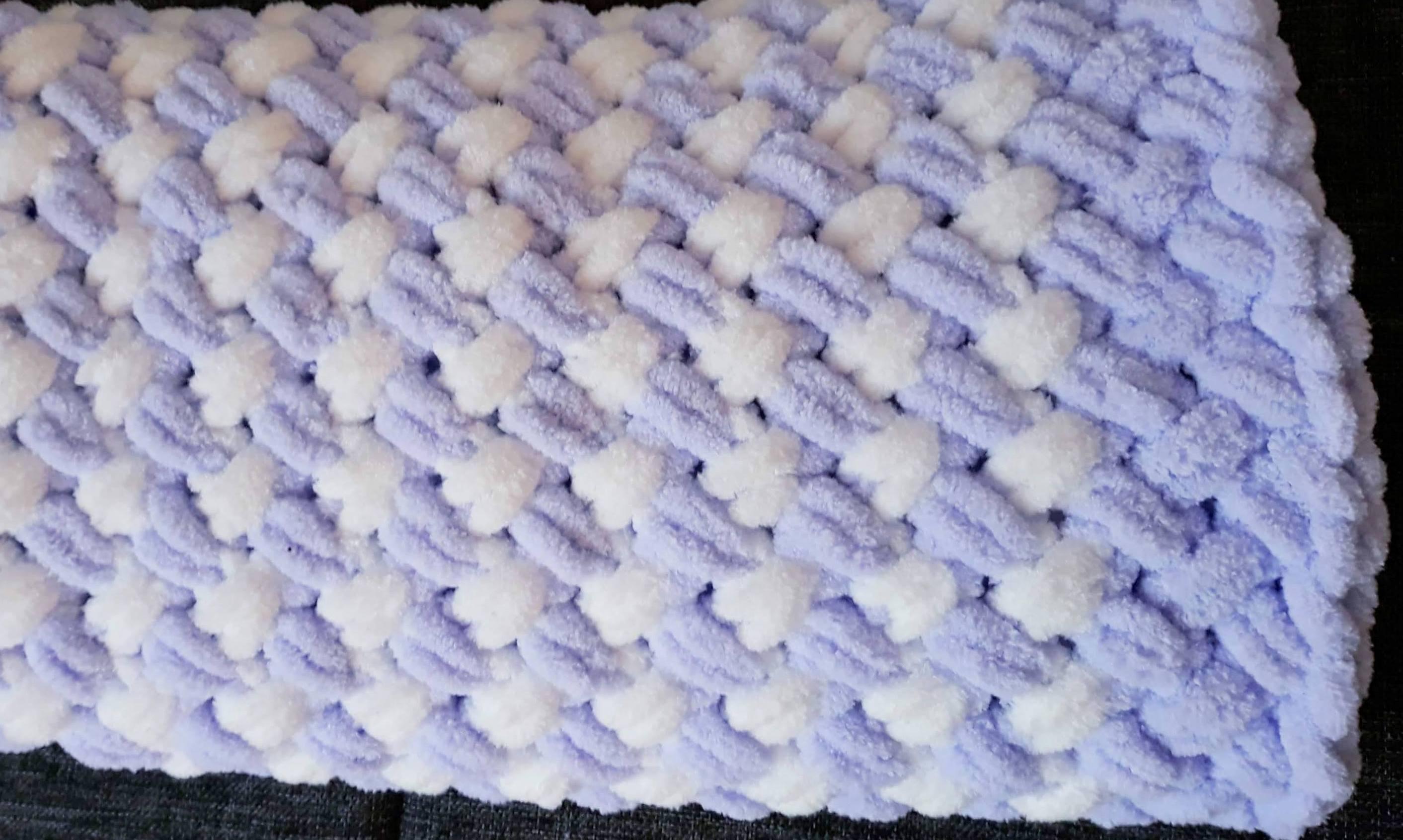 deka fialová