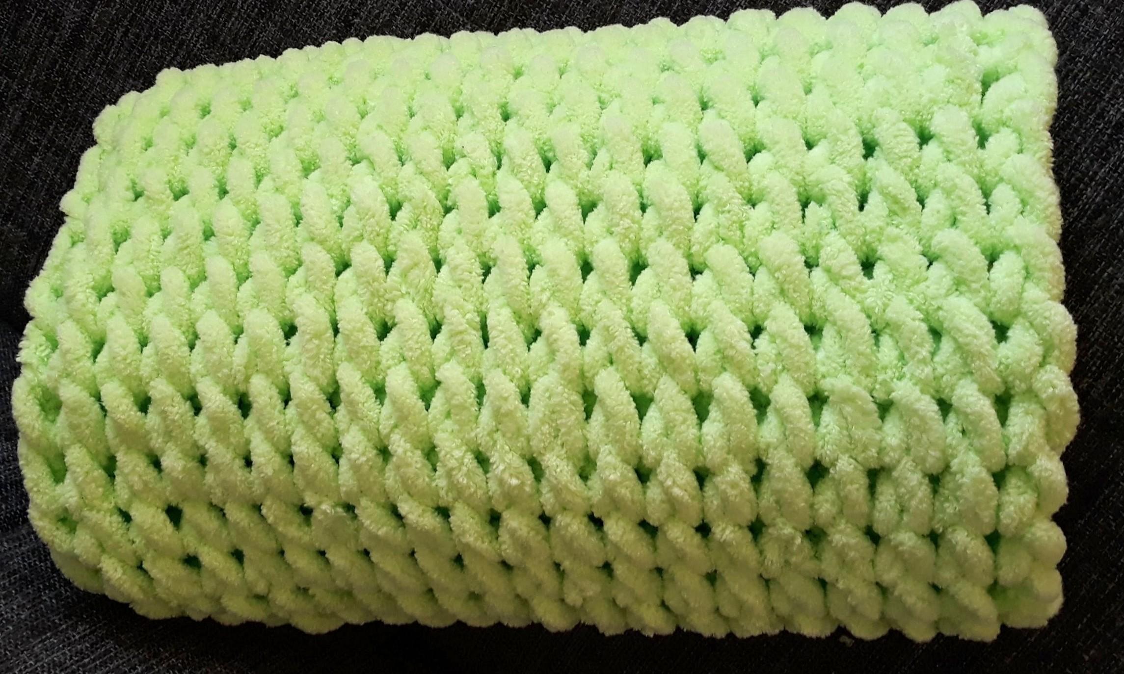 deka zelená