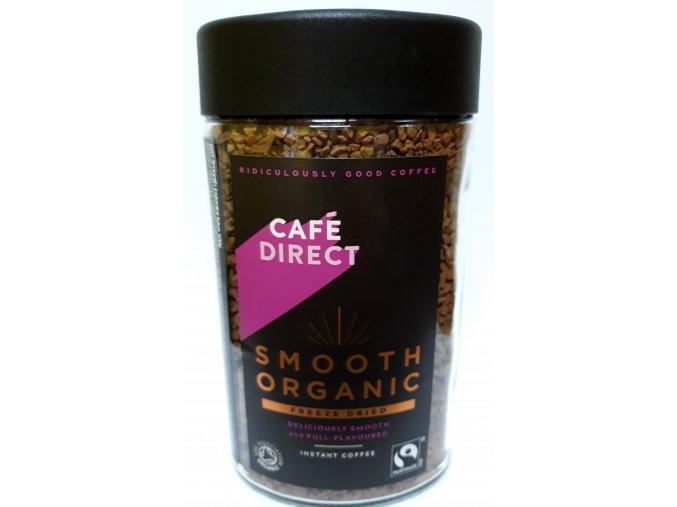Cafédirect BIO Smooth instantní káva 100 g