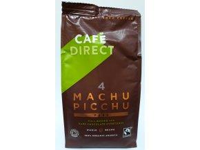 Cafedirect BIO káva Machu Picchu zrnková 227 g