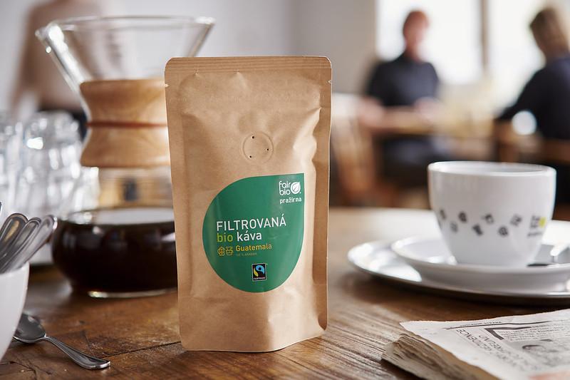 Káva jako z kavárny IV. – Filtrovaná káva