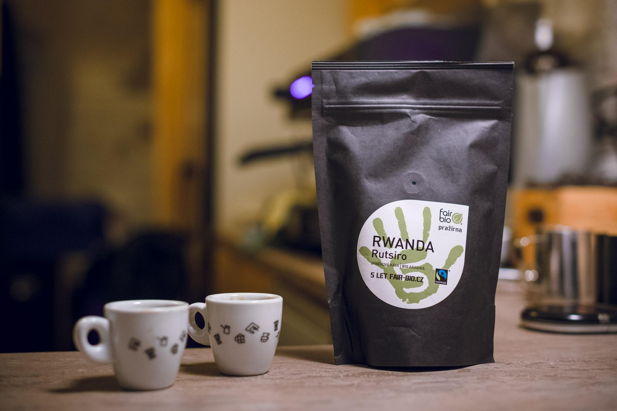 Slavíme 5 let naší kávy výběrovkou z Rwandy