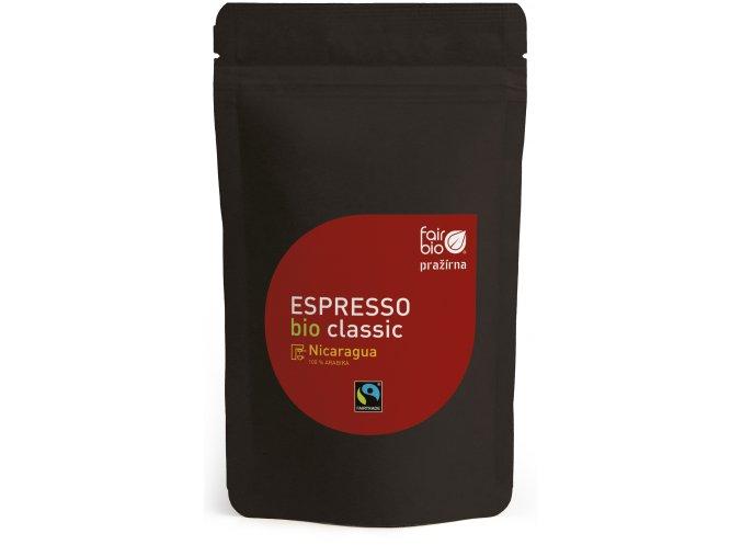 FTO Nicaragua Jinotega Mancotal espresso