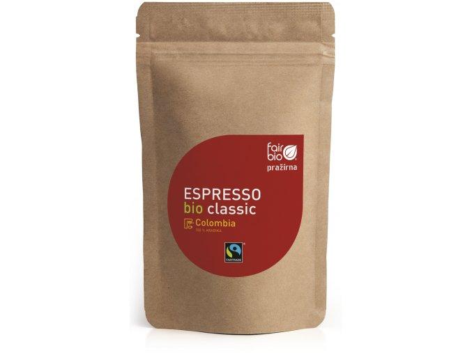 Espresso classic Colombia Sierra Nevada Bio Fairtrade