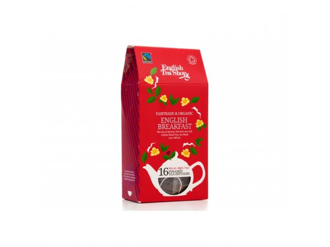 english breakfast 16 pyramidek bio a fairtrade