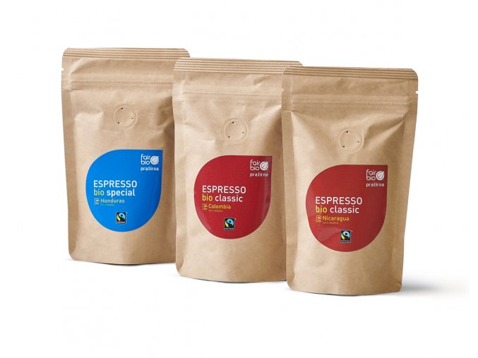 degustacni set espresso Honduras