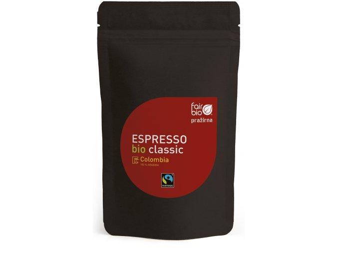 Espresso classic Colombia Tolima Bio Fairtrade