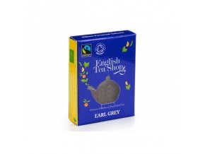 bio fairtrade cerny caj earl grey hedvabna pyramidka