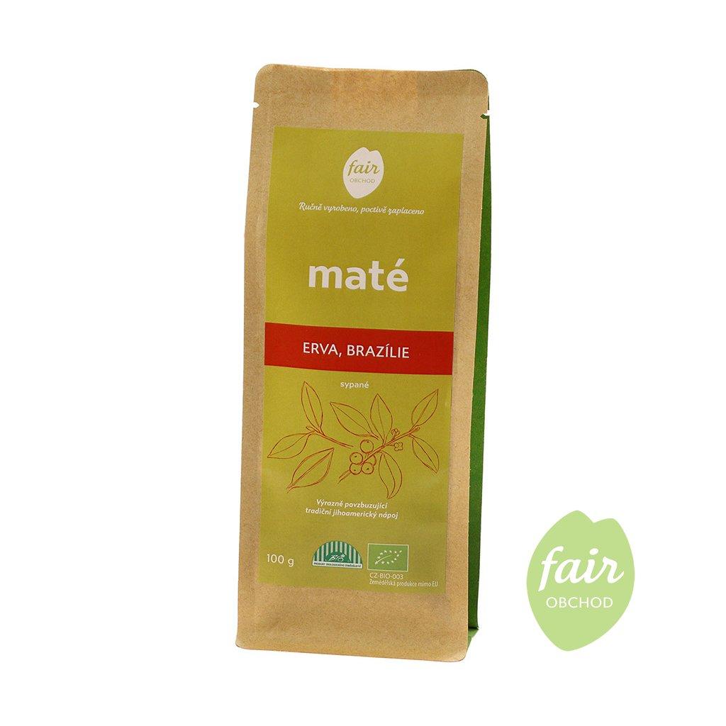 fair trade bio mate sypane brazilie 100g