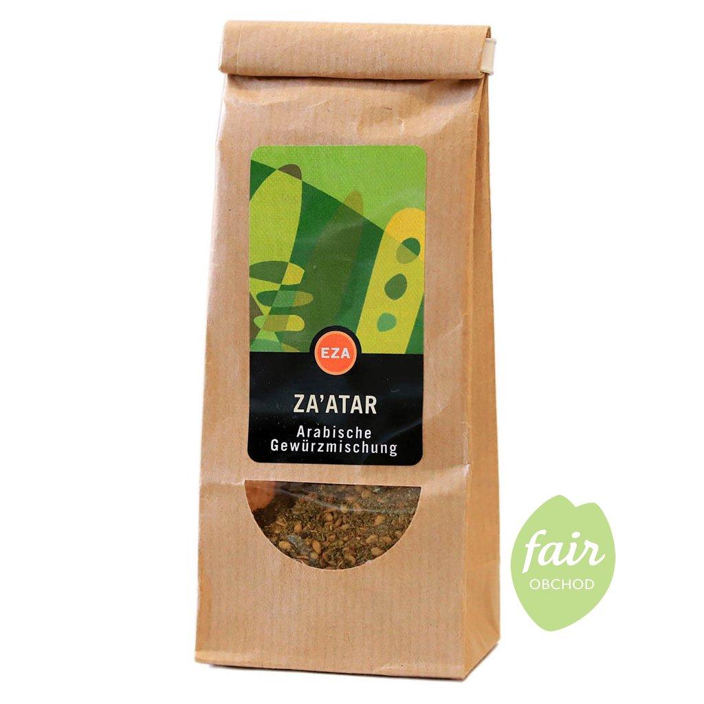 Fair trade koření Zatar z Palestiny, 30 g