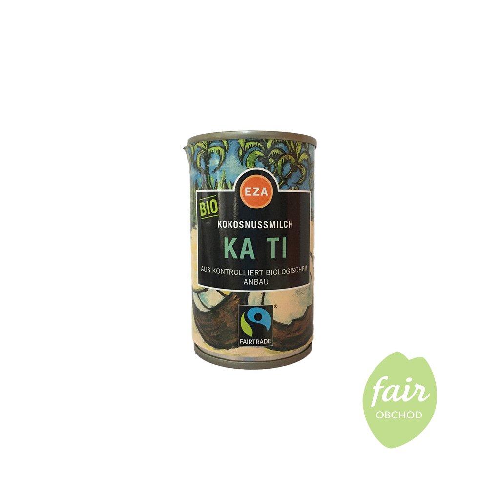 313 bio kokosove mleko z thajska 160 ml