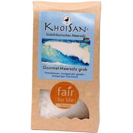 fair trade khoisan morska sul polohruba 150g