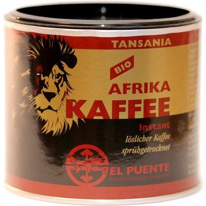 bio fair trade instantni kava afrika 100g